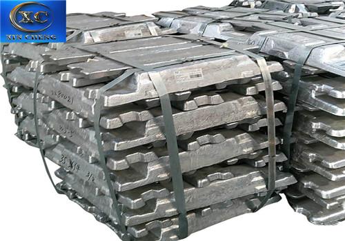 ZL102/ZL103/ZL104铝锭